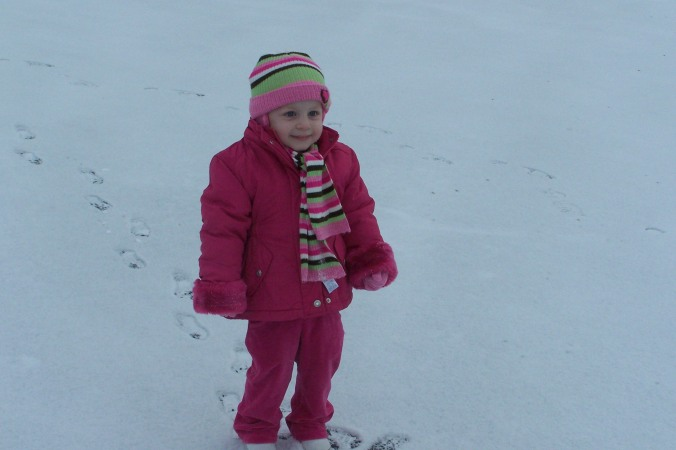 Hannah And The Snow She Prayed For